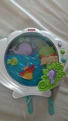 fisher price crib soother