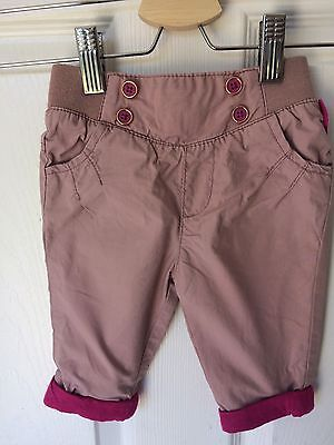 Ted Baker Baby Girl Trousers 0-3 Months