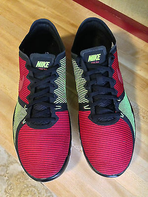 Nike Free Trainer 3.0 v4 Men's Running Shoes 749361-066 NEW Size 11.5