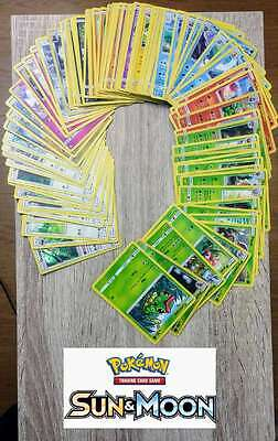 Sun and Moon Complete Set - Commons/Uncommons/Rares/Holo Rares/Trainers