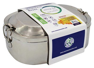 New Wave Enviro Products - Litter Free Lunch Stainless Steel Lunch Container