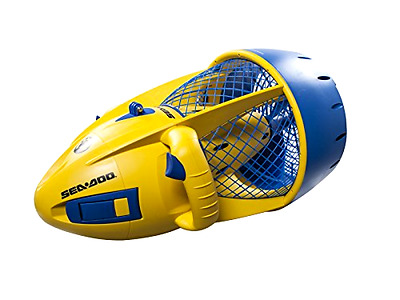 Brand New Sea Doo Dolphin Sea Scooter Pool or Lake, New Go Pro Mount Lightweight
