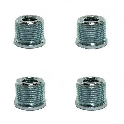Wire Shelving Post Threaded Insert - 4 Pack