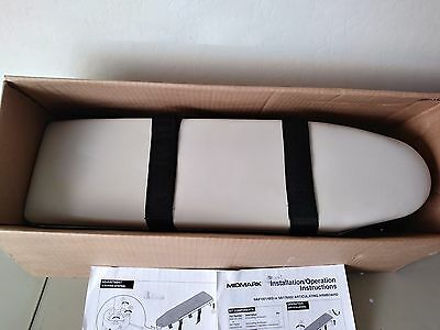 NEW Midmark 9A81001/003 or 9A176002 Tatoo Treatment Table Articulating Armboard
