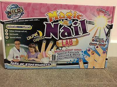 ** brand new unopened - Magic Nail Lab - wild science