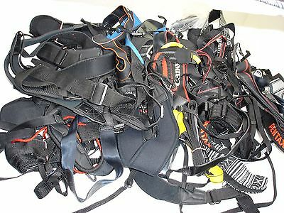 Lot of 45+ Generic Camera neck Strap Straps Used. No reserve