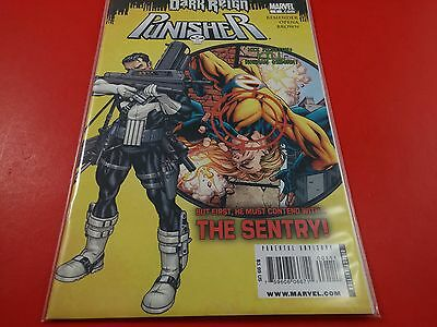 Punisher Dark Reign #1 2009