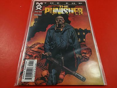 Punisher The End #1 2004