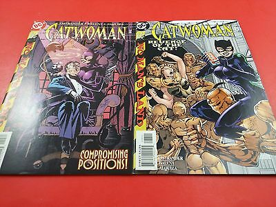 Catwoman #76,77 2000