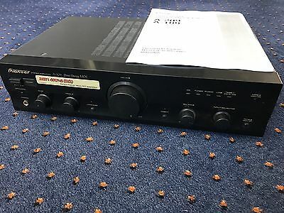 Pioneer A-109 2-Channel Stereo Amplifier