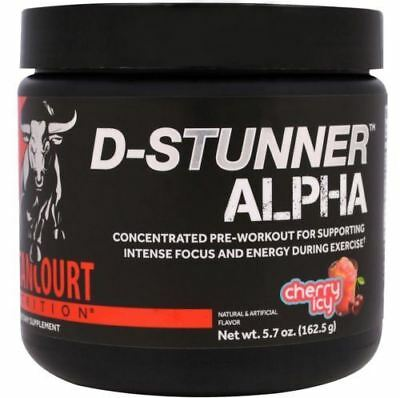 Betancourt D-STUNNER ALPHA Pre Workout Energy FOCUS - 25 Servings ANY FLAVOR