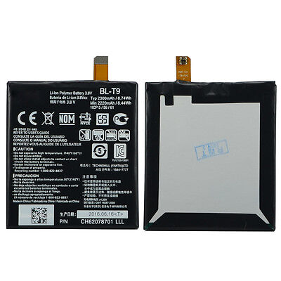 Replacement Mobile Phone Battery BL-T9 2300mAh For LG Google Nexus 5 D820 D821