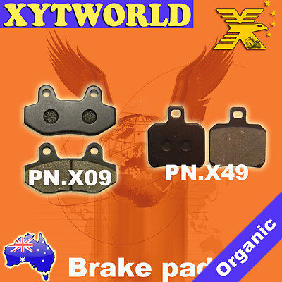 Peugeot Speedfight 3 50cc L//C Brake Disc Pads Front R//H Goldfren 2009-2010