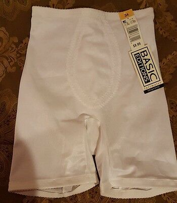 Vintage Basic Editions Panty girdle NEW WITH TAGS Size 34
