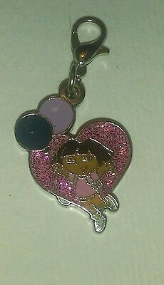 Dora The Explorer Charm From Universal Studios Dora With Balloons