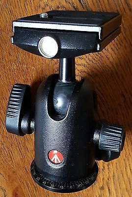 Manfrotto 498RC4 Ball Head with RC4 Quick Release