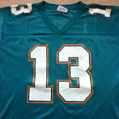 Miami Dolphins Shirt NFL Football MARINO 13