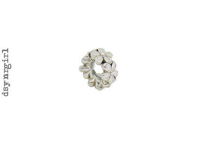 Authentic / Genuine Pandora Darling Daisies Spacer (791495EN12)