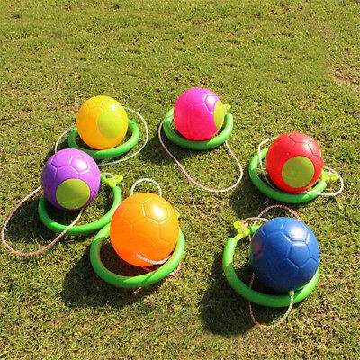 1Pcs Outdoor Activity Jumping Ball Toy for Children Bouncing Juggling Game Kids