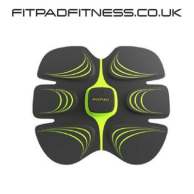 ABS Sixpad Training Gear Fit Flex Muscle Toning Body Workout Fitpad ✔Authentic✔