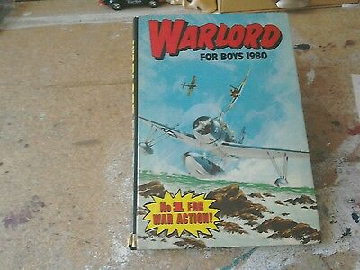 A warlord annual  1980