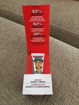 Benefit The POREfessional Matte Rescue 7.5ml Pore Gel New Primer Free PP
