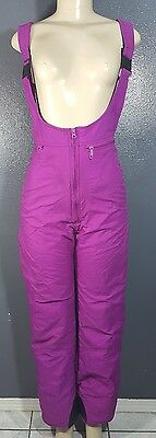 Colorado Classic by Gerry Juniors Bib Snow Pants Pink Size Large