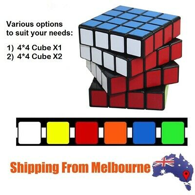 Magic Cube Super Smooth Fast Speed Rubik Puzzle Rubics Rubix cube With stand