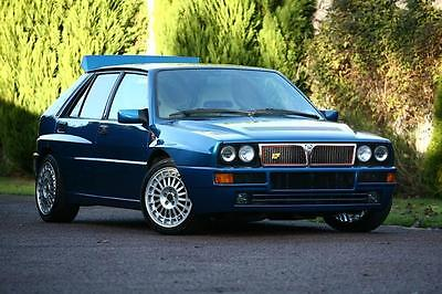 1994 Lancia Delta Evolution 2 KAT BLUE LAGOS SPECIAL EDITION!