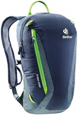 Zaino Backpack Escursionismo Arrampicata DEUTER GRAVITY PITCH 12 Navy Granite