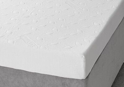"Orthopaedic Reflex Visco Memory Foam Mattress 6"" 1+5 Double King 3Ft 4Ft 5Ft 6Ft"