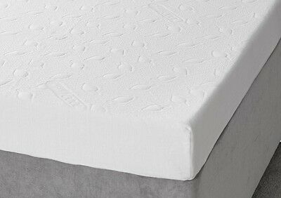 "Orthopaedic Reflex Visco Memory Foam Mattress 8"" 2+6 Double King 3Ft 4Ft 5Ft 6Ft"