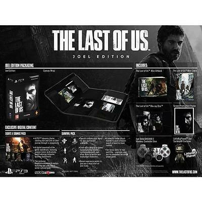 THE LAST OF US: JOEL EDITION -PS3 only-