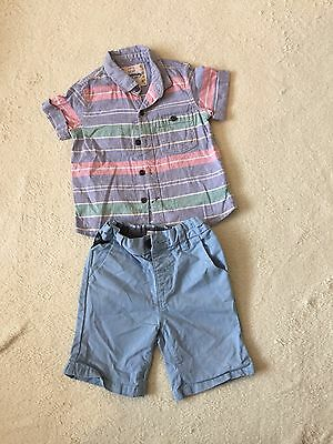 Next Summer Outfit Baby Boy 12-18 Months