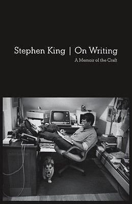 On Writing : A Memoir of the Craft by Stephen King (2010, Paperback,...