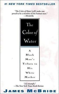 The Color of Water : A Black Man's Tribute to His White Mother by Mcbride