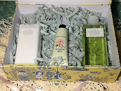Crabtree & Evelyn - Somerset Meadow Gift Box