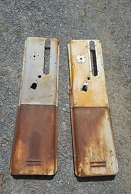 Double Gilbarco 914 Side skins. Solid. Original pair