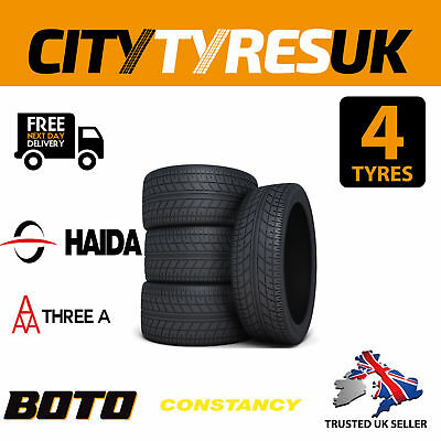 x1 x2 x4 175 65 14 New Tyres 175/65R14 82H BOTO High Mileage Amazing Ratings