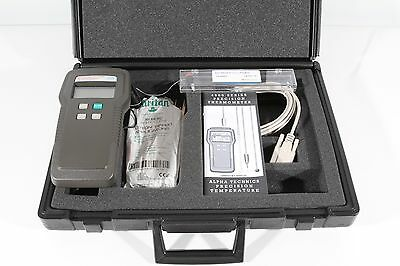 Alpha Technics 4500 Precision temperature VerificationKit w/ 60-Well 0.5ml Probe