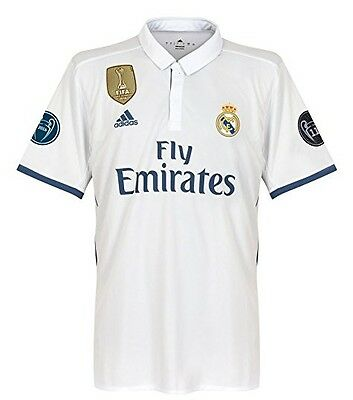 Ronaldo Ramos -  Real Madrid FIFA WORLD CLUB 16-17 Champions League Jersey Shirt
