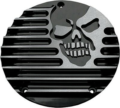 Covingtons C1074-B 5 Hole Derby Cover Harley Big Twins 1999-2013