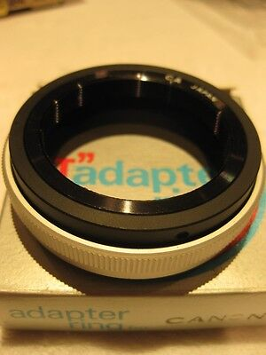 T-Ring Adapter for Canon EOS Digital Cameras