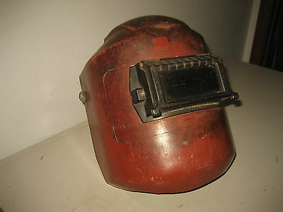 Vintage/antique Steampunk Welding Hood/mask/helmet Machine Industrial Age Trade