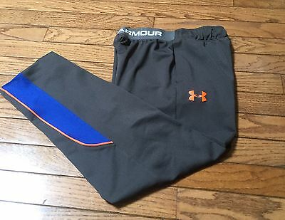 Under Armour Loose Fit-Athletic Pants -SZ M(10-12)-Preowned-Quick Ship