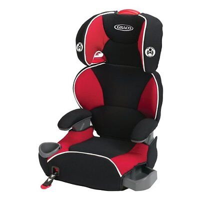 Graco Affix Youth Booster Seat with Latch System, Atomic - New Open Box