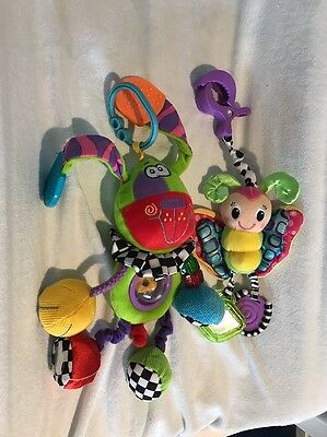Playgro Dingly Dangly - Butterfly And Playgro Activity Doofy  Dog