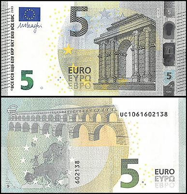 European Union (France) 5 Euros, 2013, P-20u, UNC, Prefix-UC