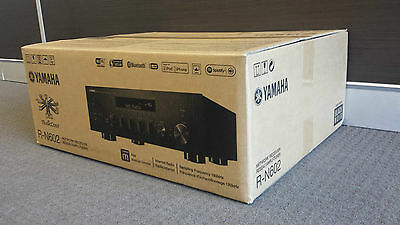 Yamaha R-N602 Stereo Network Receiver Amplifier Bluetooth RN602 - New & Sealed