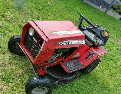 Rancher Rover Ride On Mower